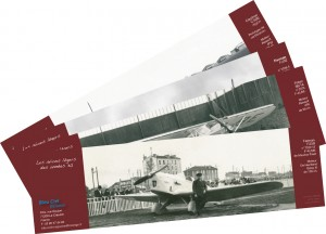 """""""Les avions légers des années 30"""", 10 marque-page à collectionner ou à offrir !"""